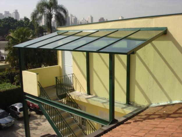 Instalação de Coberturas em Policarbonato RJ
